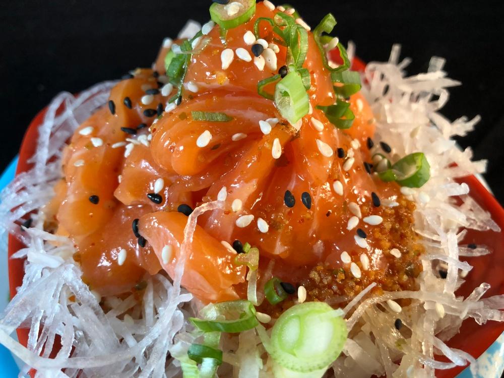Order sushi online, SE Portland sushi restaurant